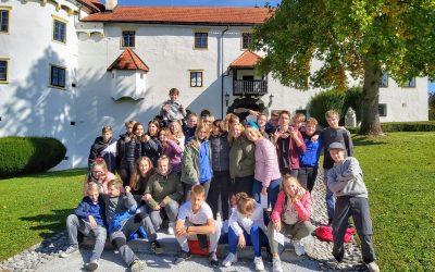 Kulturni dan 9. razred Stiški rokopis