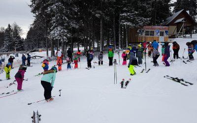 Zimska šola v naravi – Planinka, 3. dan